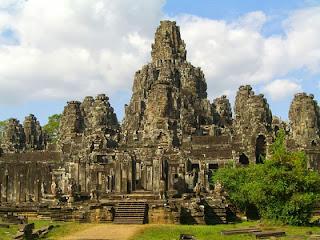 Bayon, Cambodja