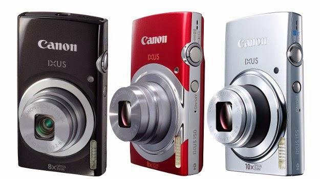 spesifikasi dan harga Canon Digital IXUS 145