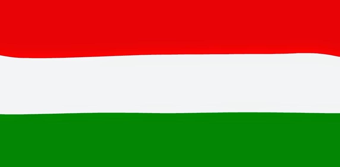 National Flag of Hungary
