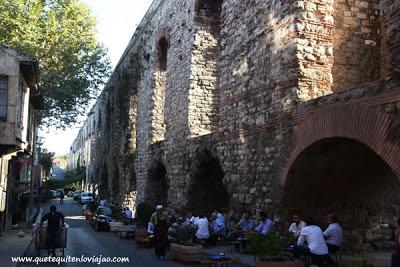 Acueducto Bozdogan  Estambul - Viaje a Turquia