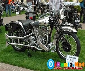 Sepeda motor klasik