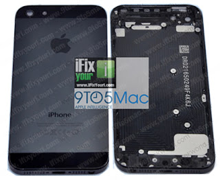 what does the iphone 5 look like