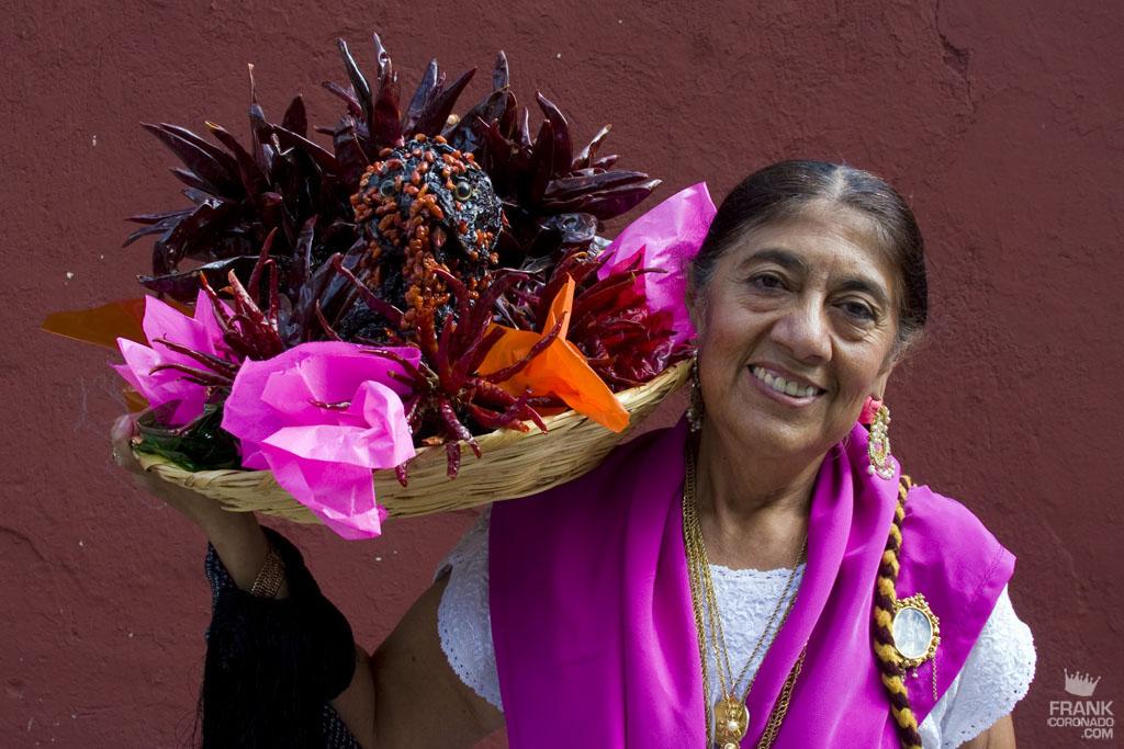 Silvia Márquez de Chinas Oaxaqueñas de genoveva medina
