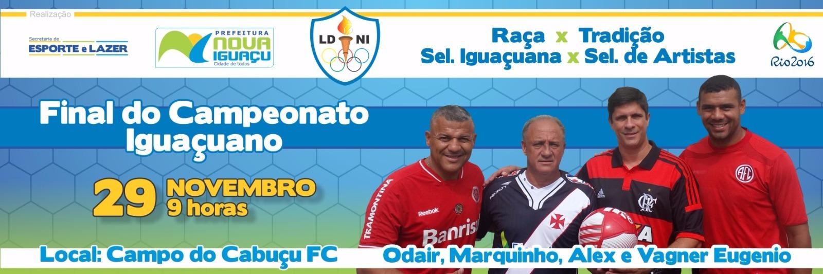 Final Campeonato Iguaçuano de Futebol 2015