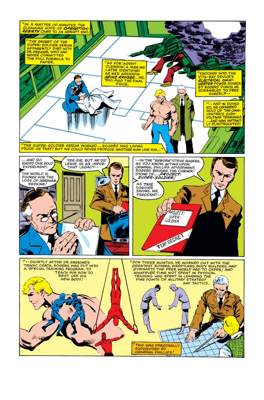 Captain America (1968) Issue #255 #170 - English 9