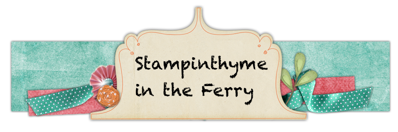 Stampinthyme in the Ferry