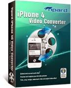 تحميل برنامج لتحويل افلام الفيديو إلى الايفون, Tipard iPhone 4G Video Converter