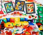 Pollock Gone Wild