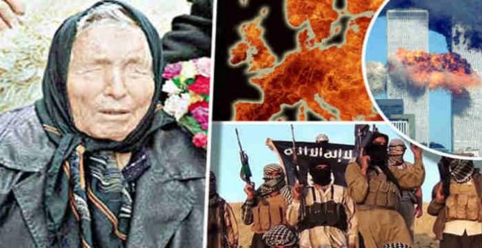 Η προφητεία της Baba Vanga για τον ISIS