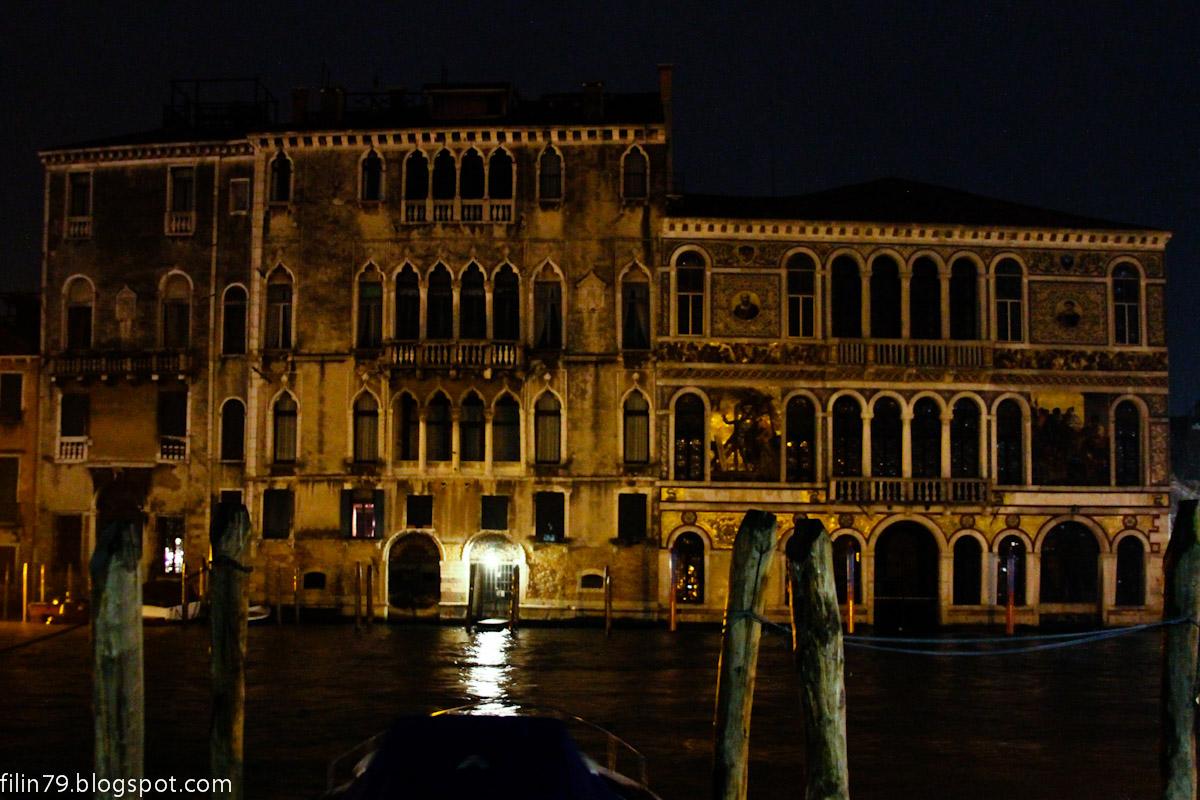 Венеция..по улицам умирающего города