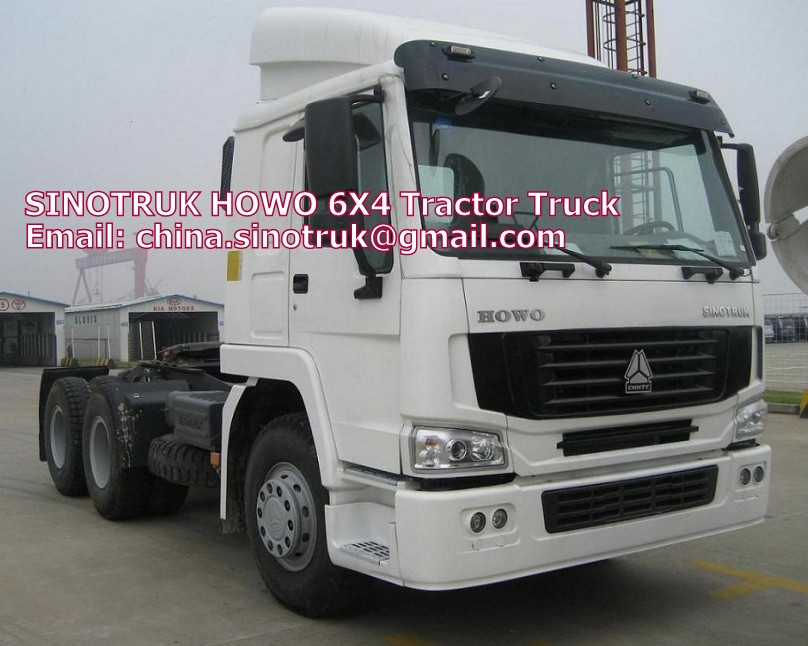 SINOTRUK-the best heavy duty truck manufacturer from China ...
