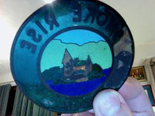 Smoke Rise Relic: Car Badge