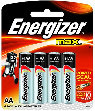 Energizer max battery for free