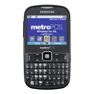 Metro PCS Samsung Phone Manual