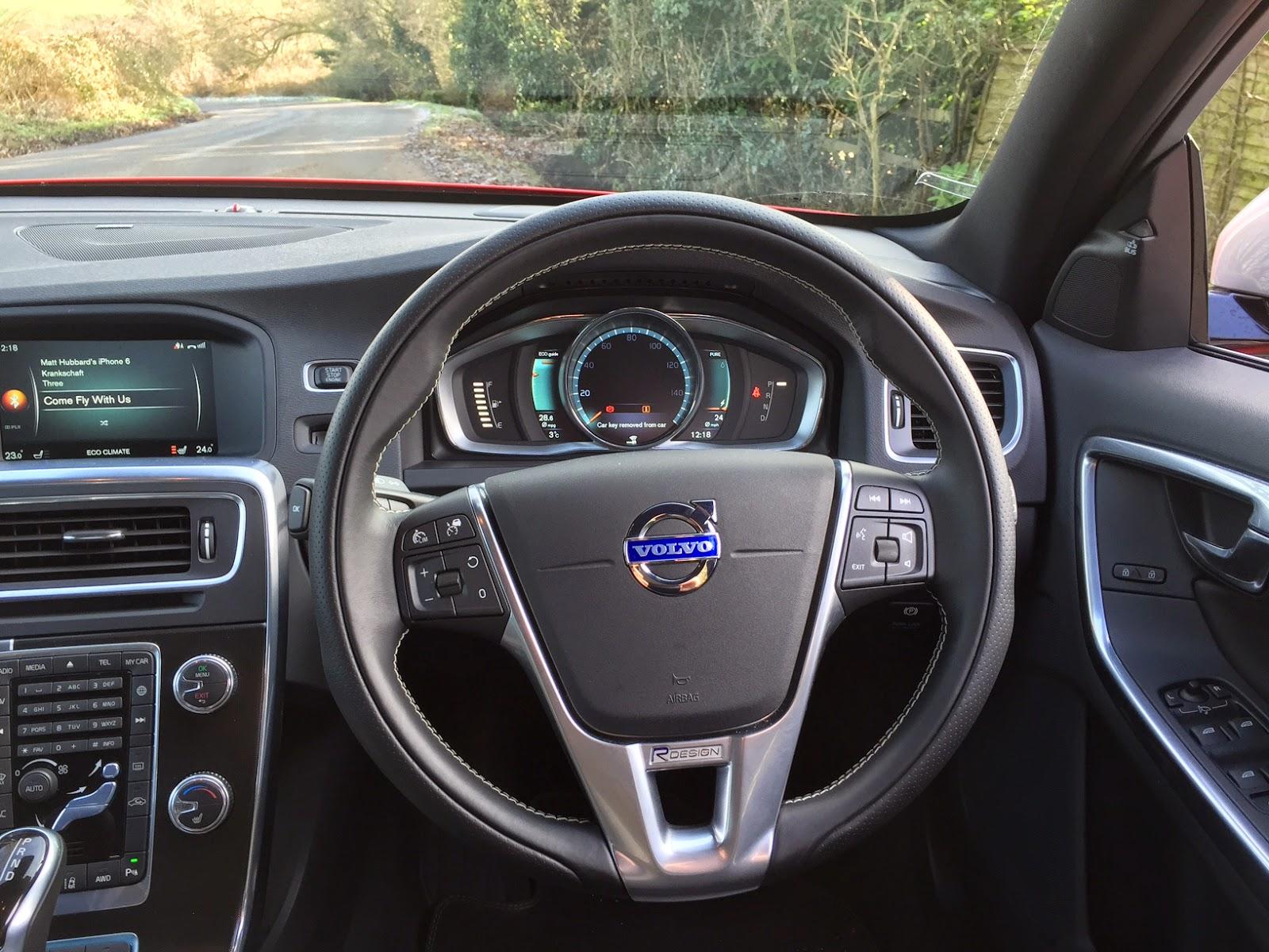 Volvo V60 D6 Hybrid