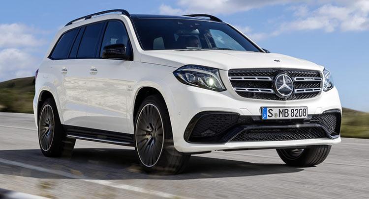 Mercedes Ml350 Price 2017 >> Carscoops | Mercedes GL