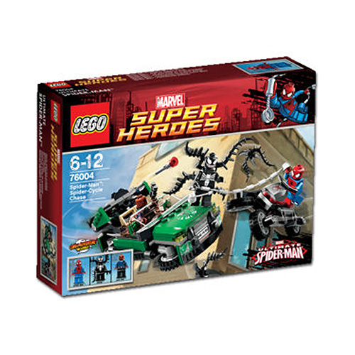 LEGO Super Heroes Marvel Comics Spider-ManLego Marvel Spider Man
