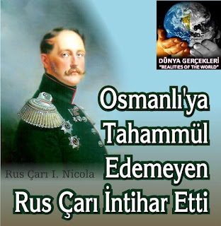 Rus çarı i nicolas osmanlı nın zafer üstüne zafer