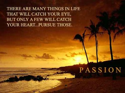 Find Your Passion Quotes
