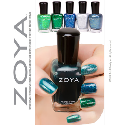 Zoya Nail Polish Jelly 24