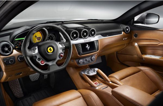 2016 Ferrari FF Coupe Specs, Change and Release Date