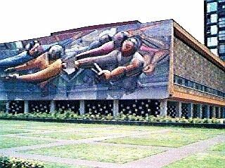 Mural Rectoria