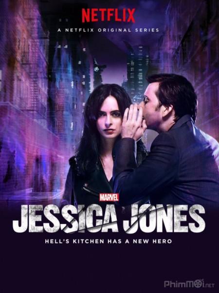 Cô gái siêu năng lực - Jessica Jones