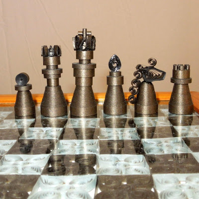 Creative and Unusual Chess Sets (15) 6