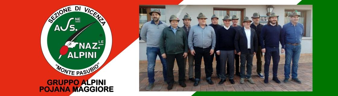 Gruppo ALPINI di Pojana Maggiore