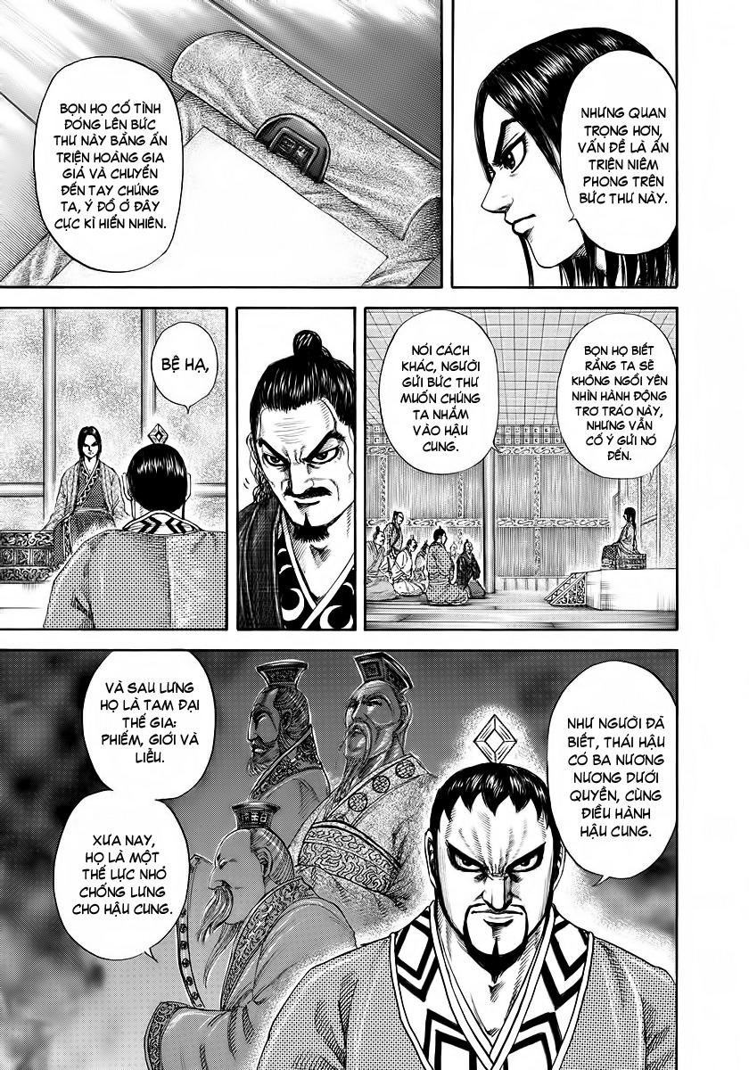 Kingdom – Vương Giả Thiên Hạ (Tổng Hợp) chap 184 page 13 - IZTruyenTranh.com