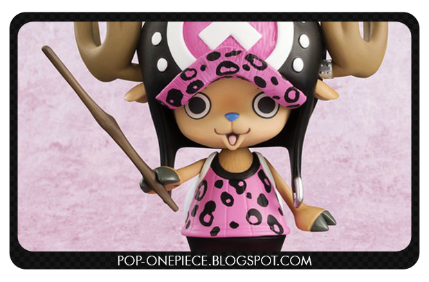 Tony Tony Chopper Leopard Ver. - P.O.P Sailing Again