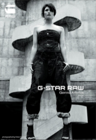 G-Star Raw Campaign