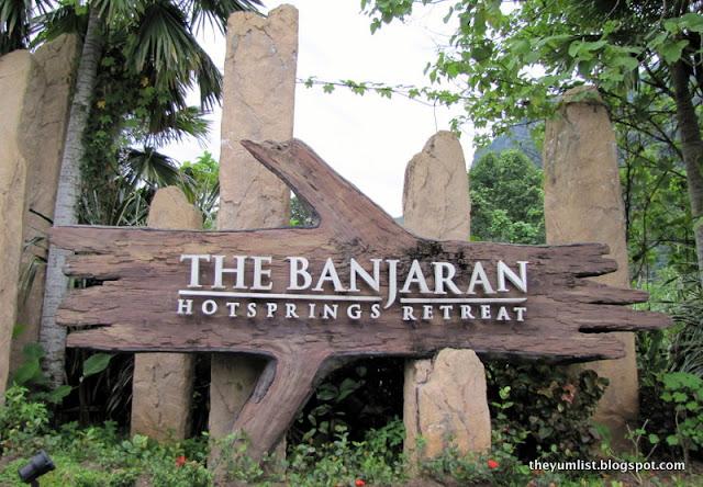 The Banjaran Hotsprings Resort, Ipoh, Malaysia
