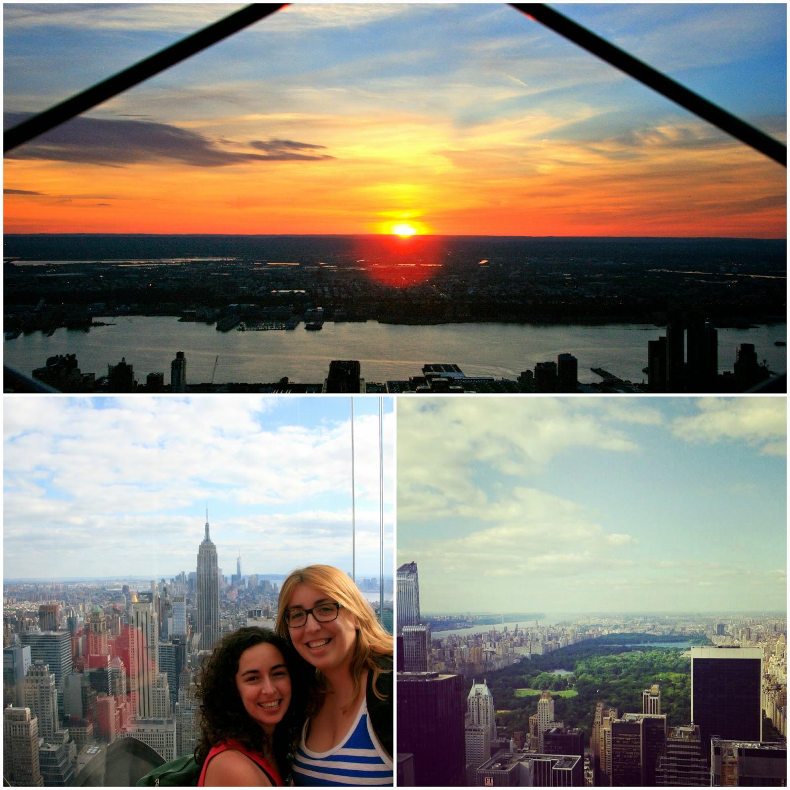 Nova York des de les altures