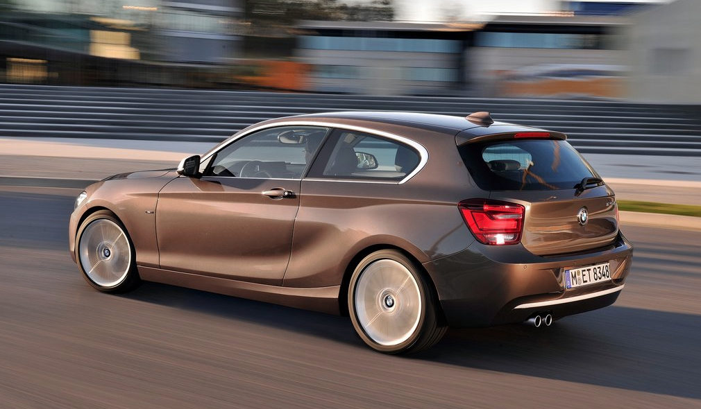 2013 BMW 1-Series three door