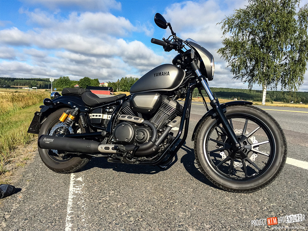 Yamaha Bolt And Bolt R Spec