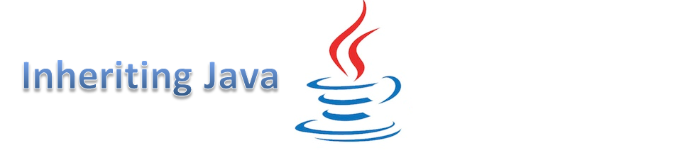 Inheriting Java