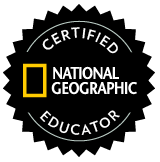 I am a National Geographic Educator!