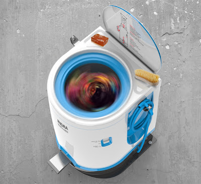 Creative and Innovative Washing Machines (15) 14