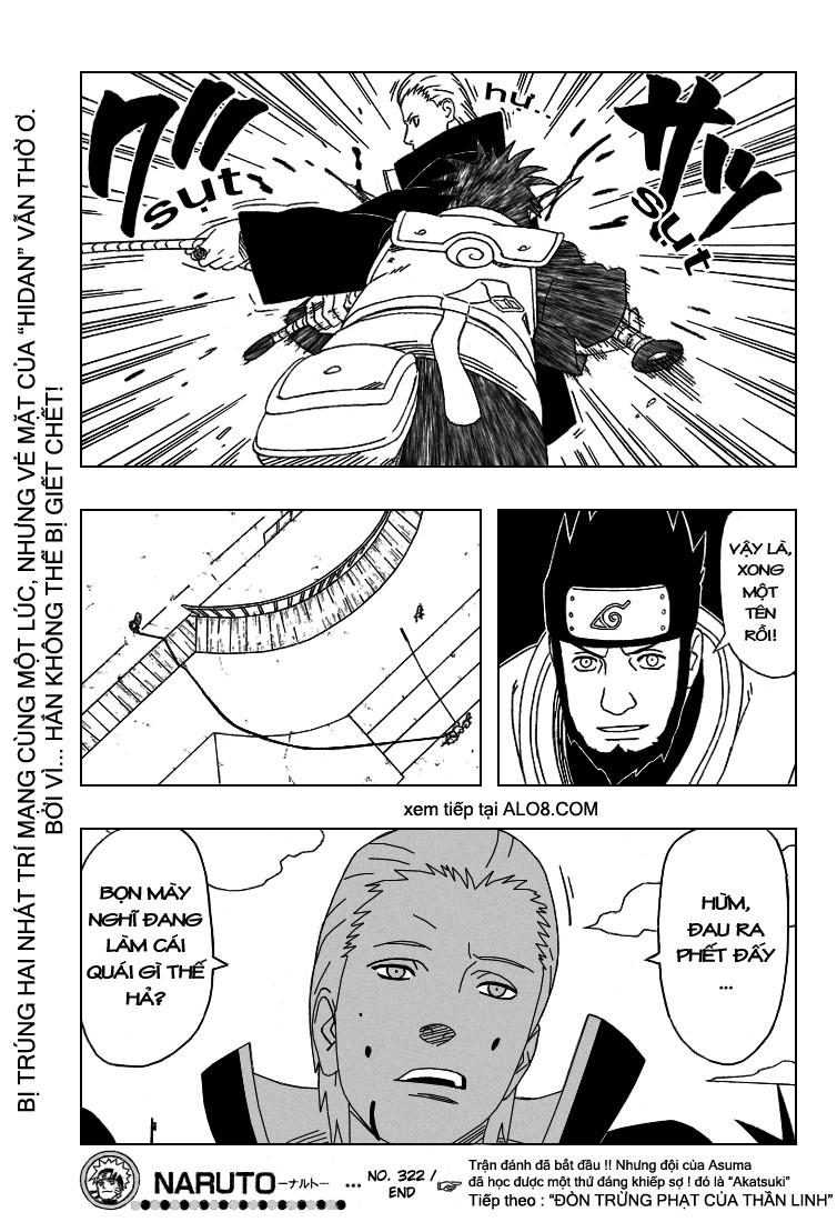 Naruto chap 322 Trang 17 - Mangak.info