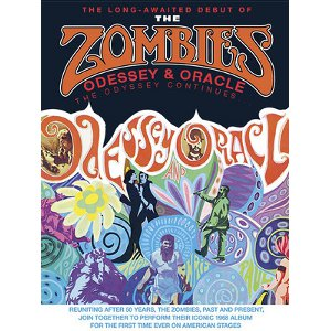 The Zombies To Play Quot Odyssey Amp Oracle Quot One Last Time Vvn