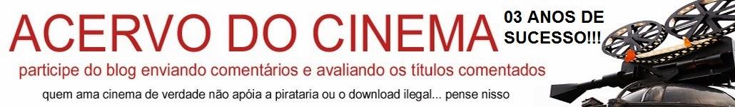 ACERVO DO CINEMA