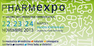 Fiera Pharmaexpò a Napoli 2013