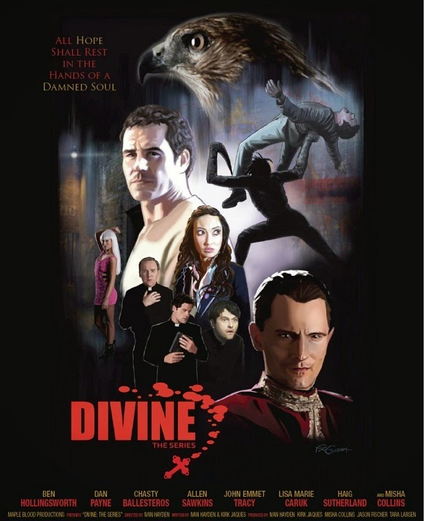 Divine: The Series 2011 ταινιες online seires xrysoi greek subs