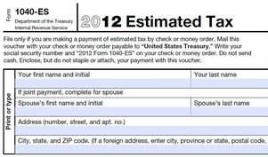 Quarterly tax payment dates