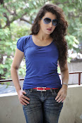Archana photos in blue top-thumbnail-19