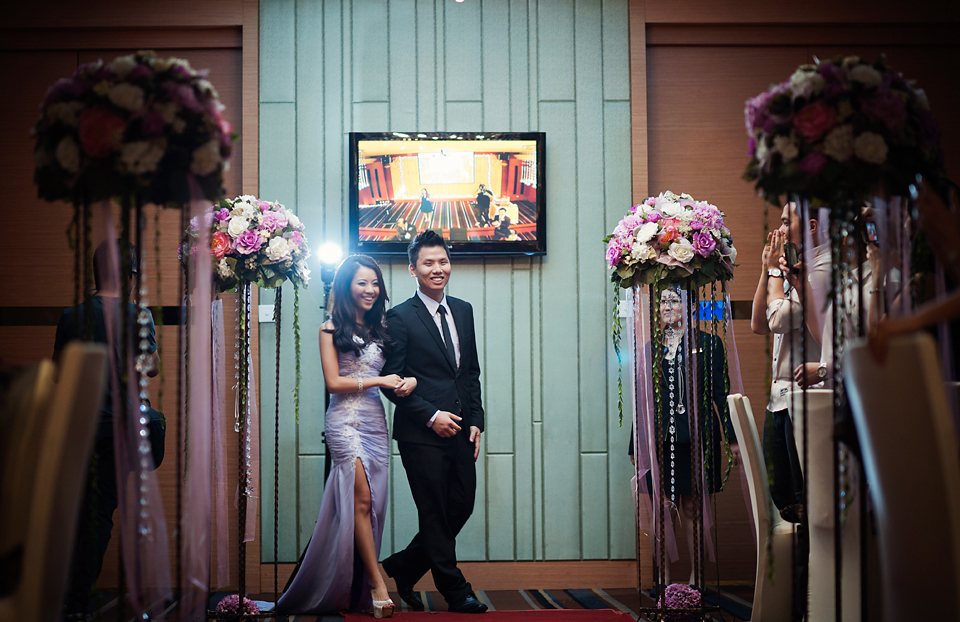Journey of a Twenty-two Year-old Bride: Wedding Evening Gown by Yes I Do