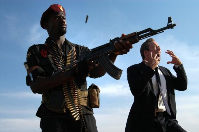 Hình ảnh phim Trùm Chiến Tranh