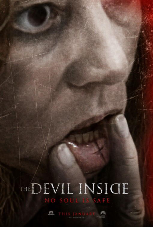 The Devil Inside - Maria Rossi Murder Scary Trailer