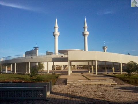 Foto Masjid Al Abrar Islamic Center Tanjung 4